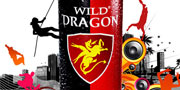 Wild Dragon - Posters